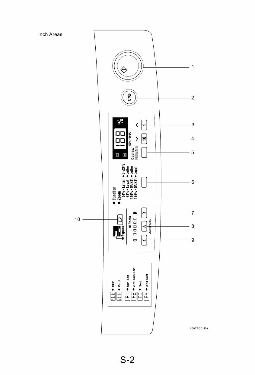 Minolta microsp 2000 manual code po
